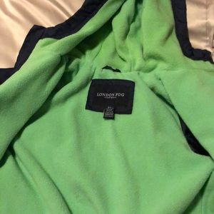 Jackets & Coats - Fleece lined rain jacket